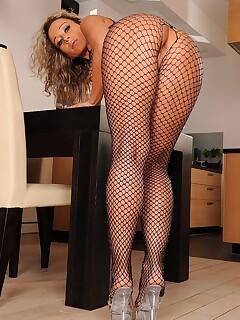 Sexy Stocking Legs Pics