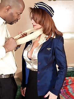 Uniform And Stockings Pics