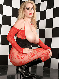 Busty Stockings Pics